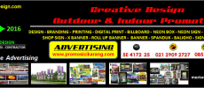 Support Advertising Dan Promosi Business